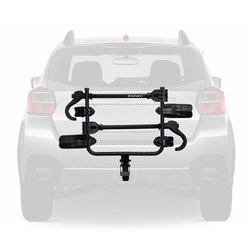 "Kuat Kuat Transfer V2 - 2"" - 2 Bike Rack - Black"