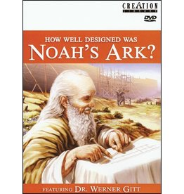 Answers in Genesis (AiG) / Master Books How Well Designed was Noah's Ark (DVD)