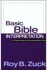 David C. Cook Basic Bible Interpretation: A Practical Guide to Discovering Biblical Truth