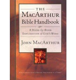 Harper Collins / Thomas Nelson / Zondervan MacArthur Bible Handbook