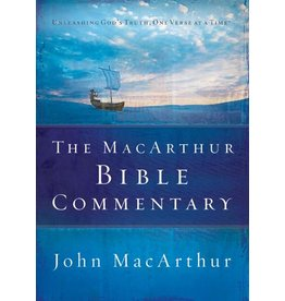 Harper Collins / Thomas Nelson / Zondervan MacArthur Bible Commentary
