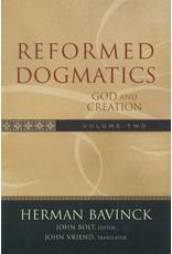 Baker Publishing Group / Bethany Reformed Dogmatics Vol 2: God & Creation