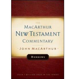 Moody Publishers Hebrews (MNTC)