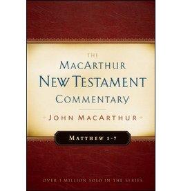 Moody Publishers Matthew 1-7 (MNTC)