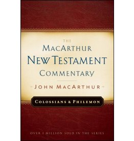 Moody Publishers MNTC: Colossians & Philemon