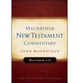 Moody Publishers MNTC: Matthew 8-15