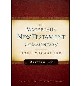 Moody Publishers MNTC: Matthew 16-23
