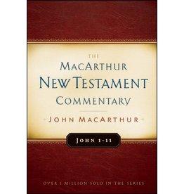 Moody Publishers John 1-11 (MNTC)