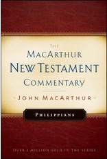 Moody Publishers MacArthur New Testament Commentary (MNTC): Philippians
