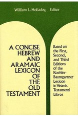 Wm. B. Eerdmans Concise Hebrew and Aramaic Lexicon of the Old Testament