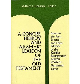 Wm. B. Eerdmans A Concise Hebrew & Aramaic Lexicon of the OT