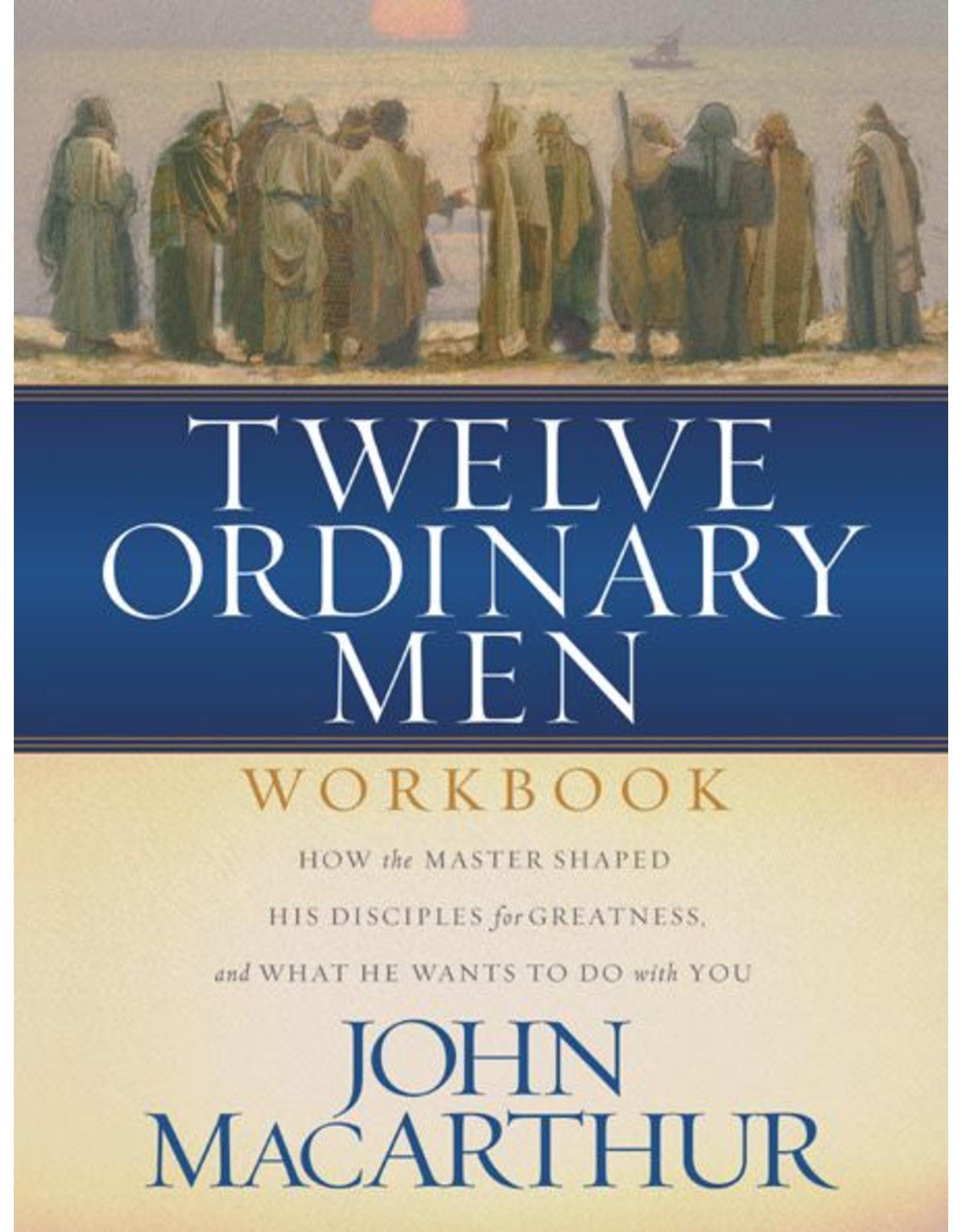 Harper Collins / Thomas Nelson / Zondervan Twelve Ordinary Men (Workbook)