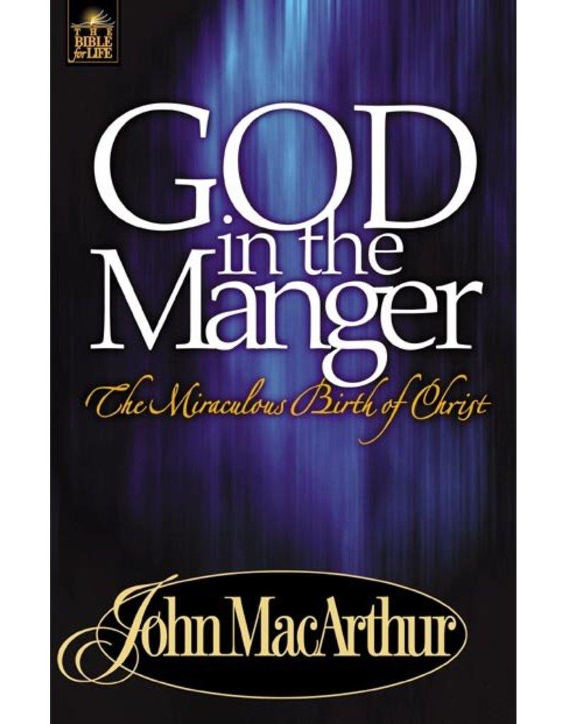Harper Collins / Thomas Nelson / Zondervan God in the Manger