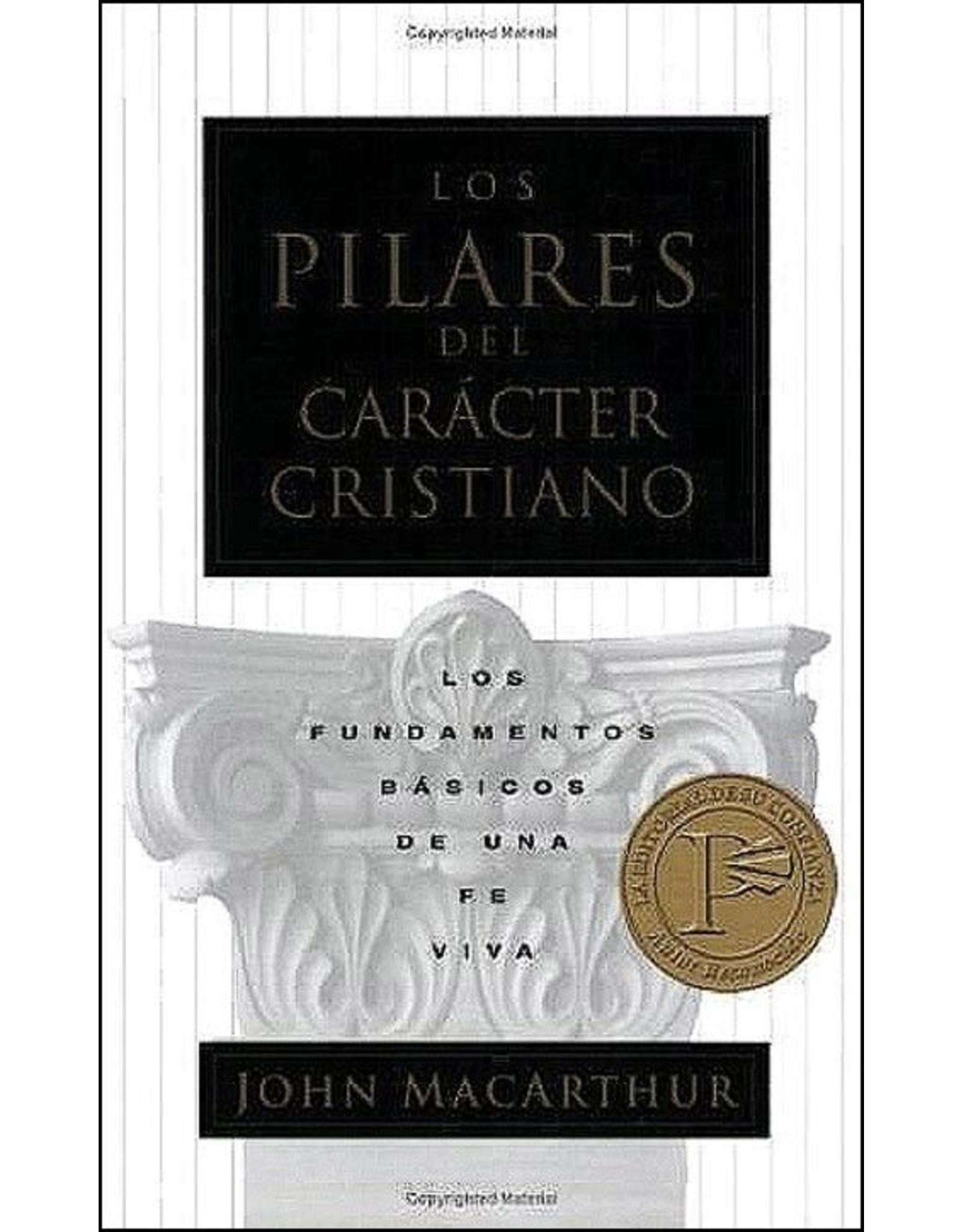 Kregel / Portavoz / Ingram Spanish-Pillars of Christian Character (Los Pilares del Caracter Cristiano)