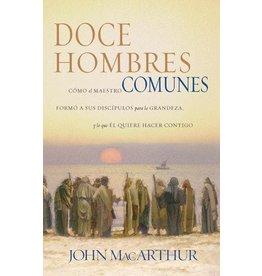 Harper Collins / Thomas Nelson / Zondervan Span-Twelve Ordinary Men (Doce Hombres Comunes y Corrientes: Como el Maestro)