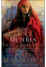 Harper Collins / Thomas Nelson / Zondervan Doce Mujeres Extraordinarias (Span-Twelve Extraordinary Women)
