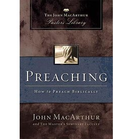 Harper Collins / Thomas Nelson / Zondervan Preaching: How to Preach Biblically