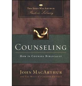 Harper Collins / Thomas Nelson / Zondervan Counseling: How to Counsel Biblically