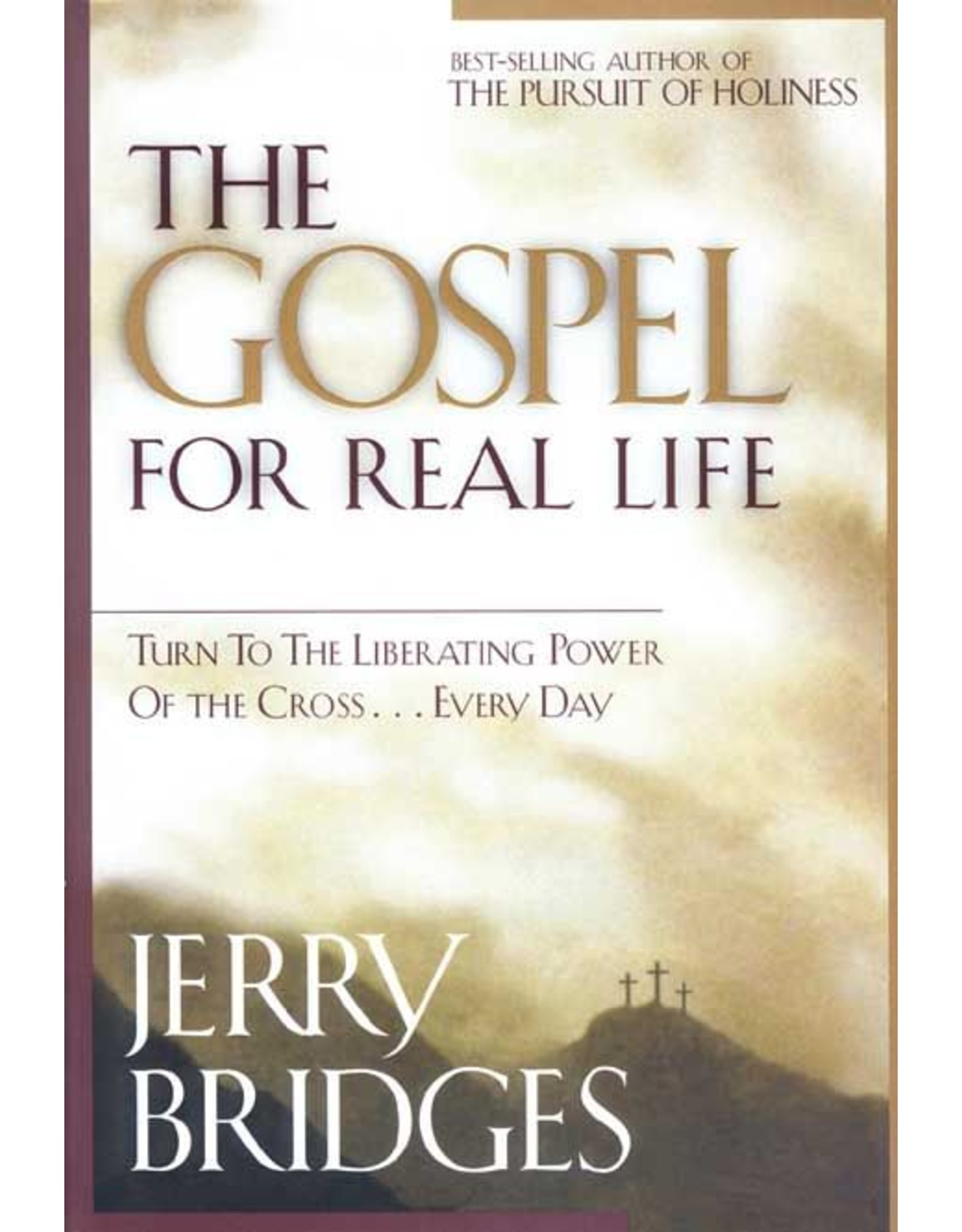 NavPress / Tyndale The Gospel For Real Life (with Study Guide)