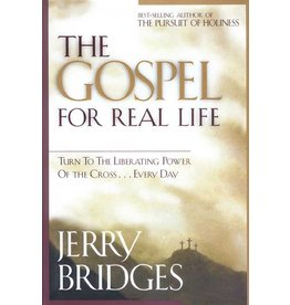 NavPress / Tyndale Gospel For Real Life (with Study Guide)