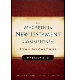 Moody Publishers Matthew 24-28 (MNTC)