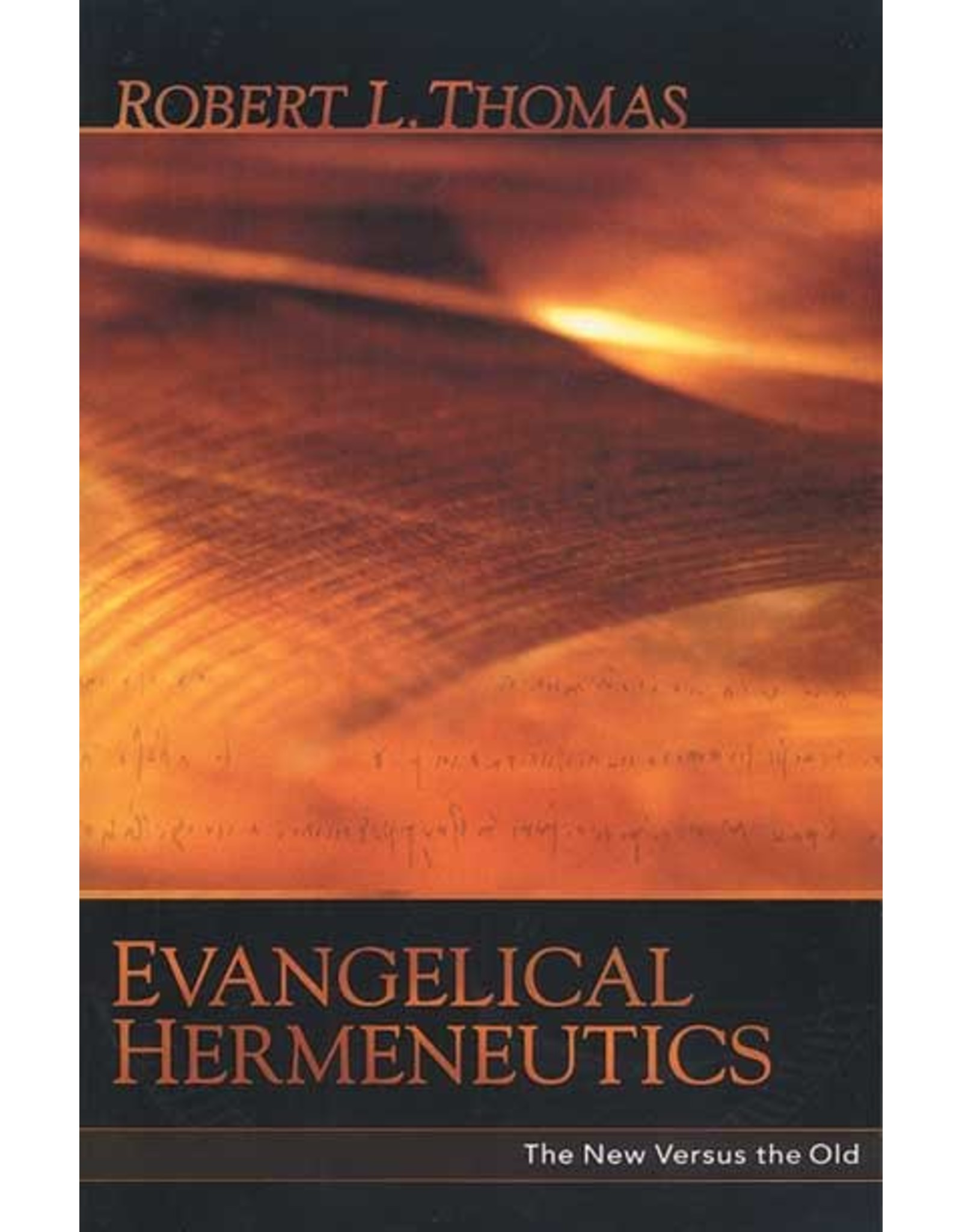 Kregel / Portavoz / Ingram Evangelical Hermeneutics