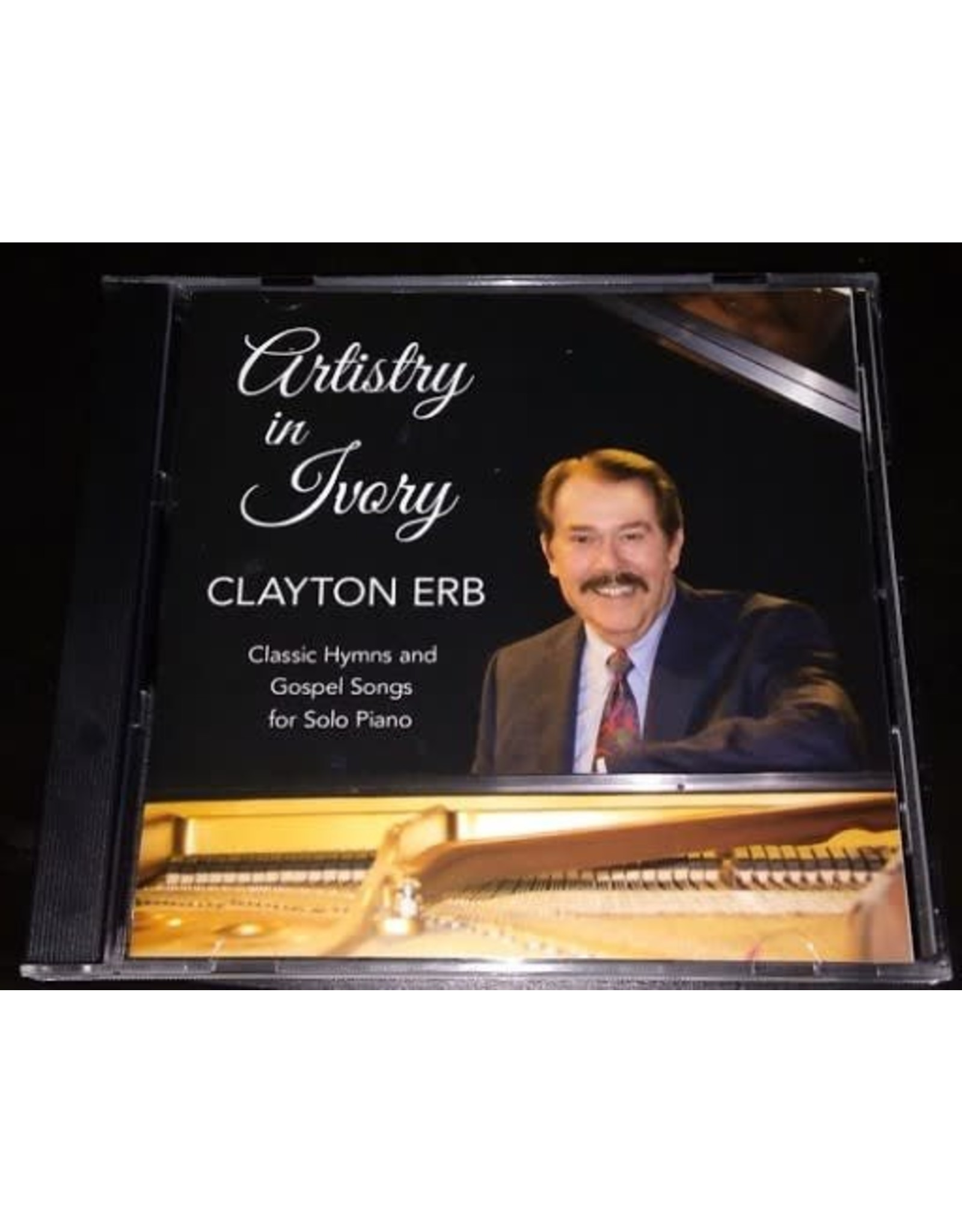 Artistry in Ivory Piano Solo: Classic Hymns and Gospel Songs for Solo Piano