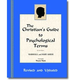 Focus Publishing The Christian's Guide to Psychological Terms