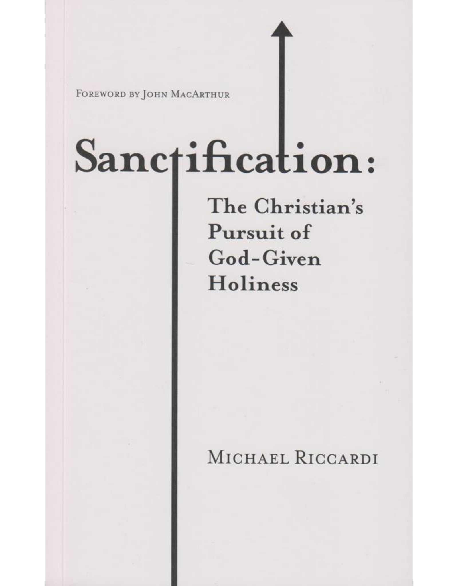 Grace Books Sanctification (Riccardi)