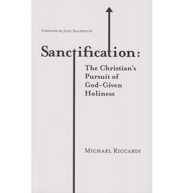 Grace Books Sanctification: The Christian's Pursuit of God-Given Holiness