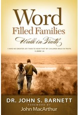 Discover the Book Word Filled Families Walk in Truth