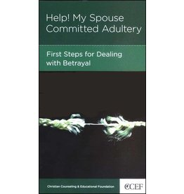 New Growth Press Help! My Spouse Committed Adultery (Individual)