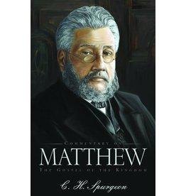 Banner of Truth Commentary on Matthew (Spurgeon)