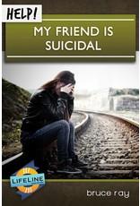 Shepherd Press HELP! My Friend Is Suicidal