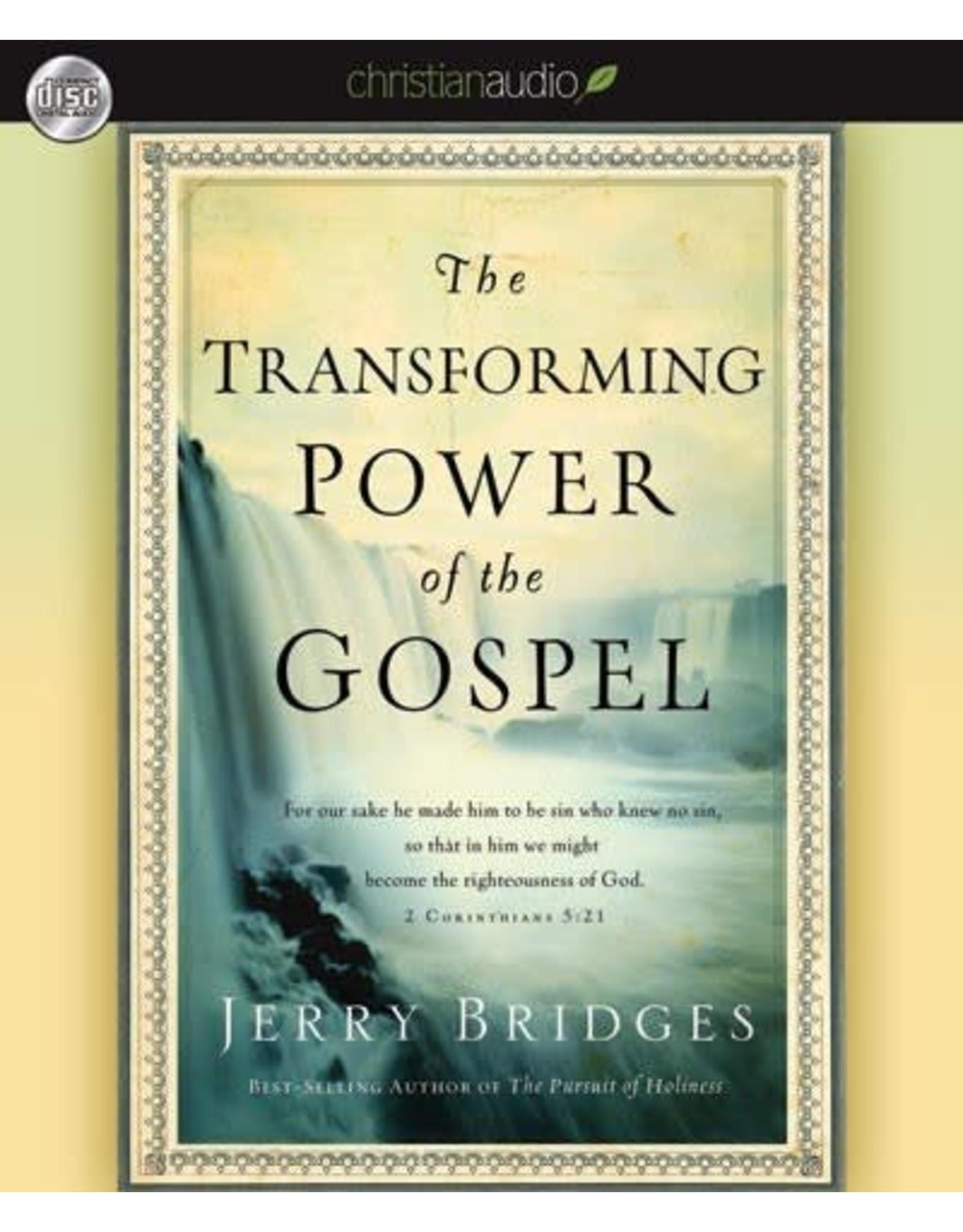 eChristian The Transforming Power of the Gospel (Audio CD)
