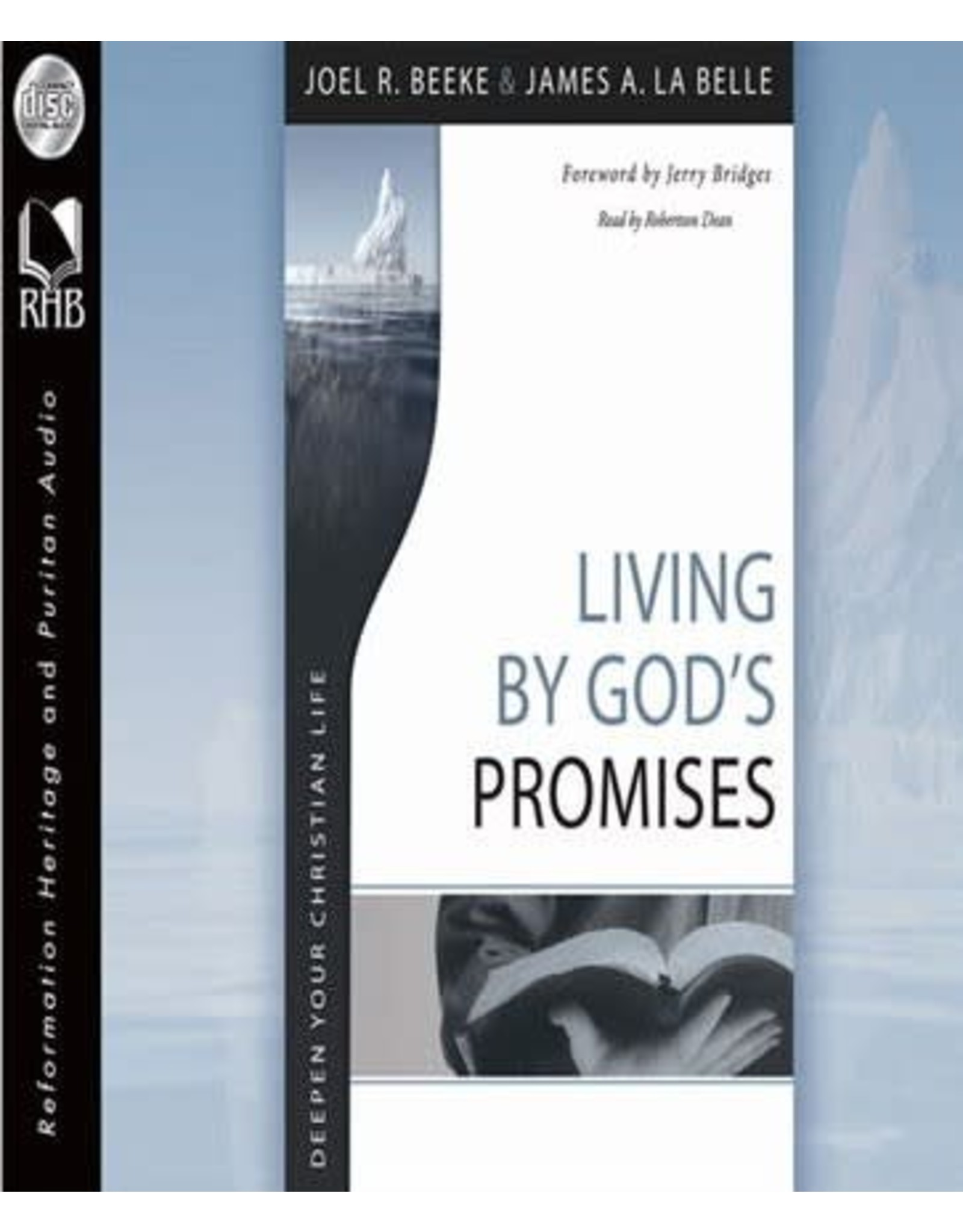 Hovel Audio Living by God's Promises: Deepen Your Christian Life (Audio CD)