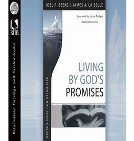 Hovel Audio Living by God's Promises (Audio CD)