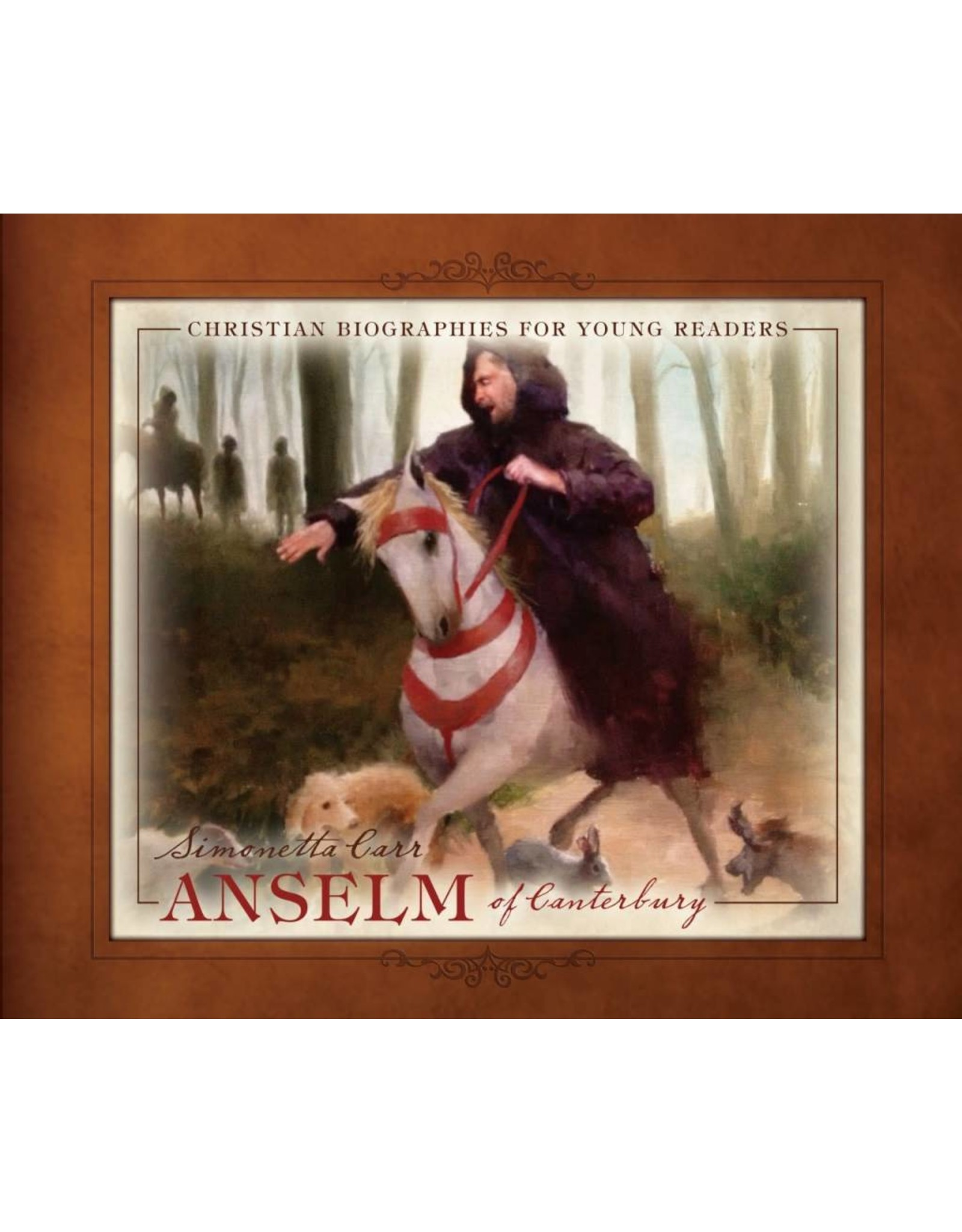 Reformation Heritage Books (RHB) Anselm of Canterbury