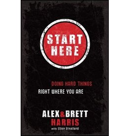 Penguin Random House Start Here: Doing Hard Things Right Where You Are