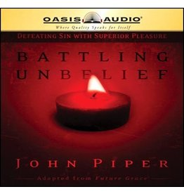 Oasis Battling Unbelief (Audio CD)
