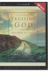 Hovel Audio Trusting God: Even When Life Hurts MP3CD