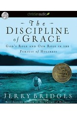 Hovel Audio The Discipline of Grace: God's Role and Our Role in the Pursuit of Holiness (Audio CD)