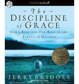 Hovel Audio The Discipline of Grace (Audio CD)
