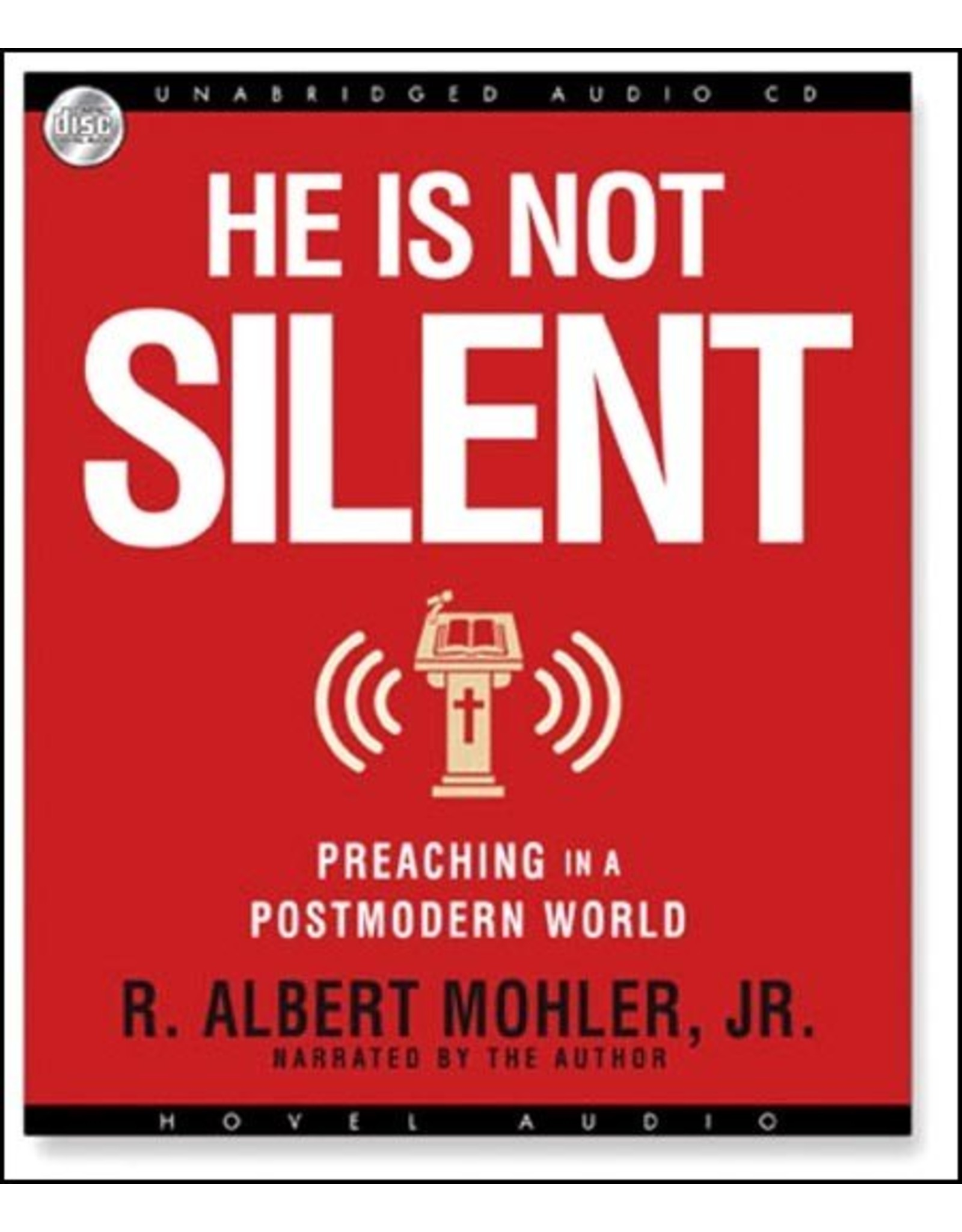 Hovel Audio He is Not Silent: Preaching in a Postmodern World (Audio CD)