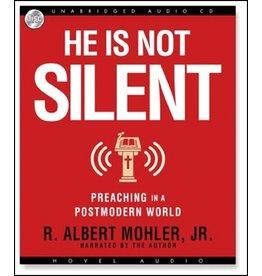 Hovel Audio He is Not Silent (Audio CD)