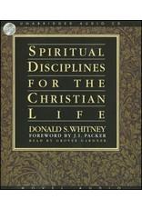 Hovel Audio Spiritual Disciplines for the Christian Life (Audio CD)
