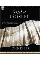 Hovel Audio God is the Gospel: Meditations on God's Love as the Gift of Himself (MP3 CD)