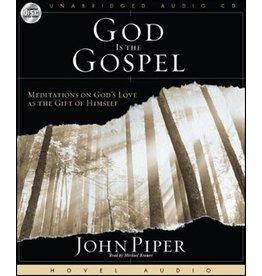 Hovel Audio God is the Gospel (MP3 CD)