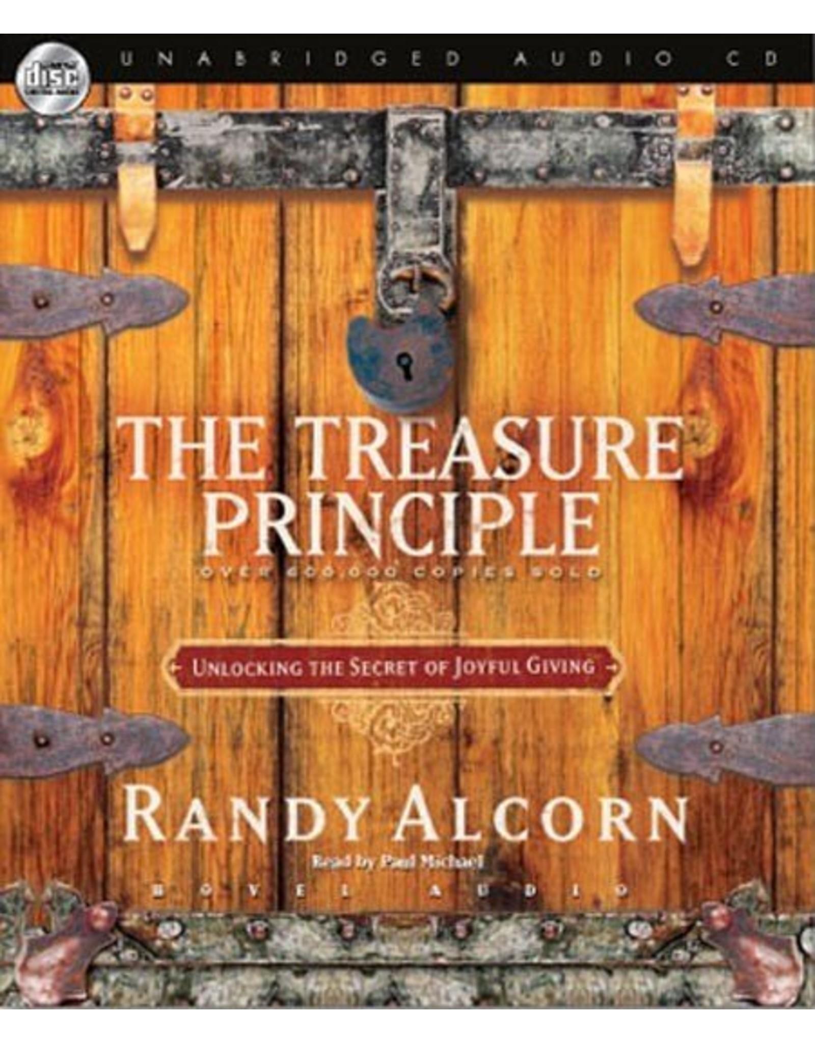 Hovel Audio The Treasure Principle: Unlocking The Secret of Joyful Living (Audio CD)