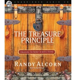 Hovel Audio The Treasure Principle (Audio CD)